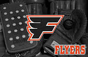 Philadelphia Flyers Photos - Philadelphia Flyers by Joe Hamilton