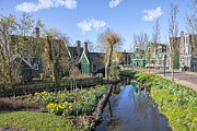 Old Houses Prints - Zaanse Schans Print by Joana Kruse
