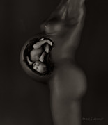 Nudes Photo Metal Prints - Untitled Metal Print by Anne Geddes