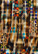 Young Tapestries - Textiles - 13605 by Gr Disegni