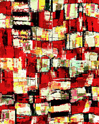 Textile Tapestries - Textiles Originals - 13670 by Mistral Disegni