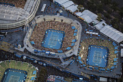Human Being Framed Prints - Australian Open Tennis Championships Framed Print by Brett Price