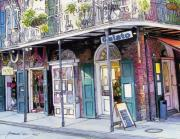 New Orleans Drawings - 149 by John Boles