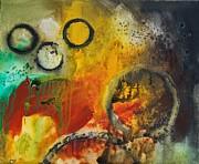 Abstract  Print by Andrada Anghel