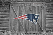 Patriots Photo Posters - New England Patriots Poster by Joe Hamilton