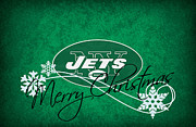 Jets Photo Prints - New York Jets Print by Joe Hamilton