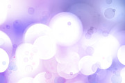 Color Purple Photo Prints - Abstract background Print by Les Cunliffe