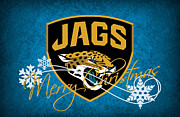 Sports Prints - Jacksonville Jaguars Print by Joe Hamilton