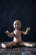 Nude Photos - Old Doll by Joana Kruse