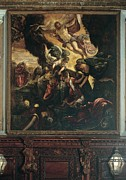 Drapery Posters - Robusti Jacopo Known As Tintoretto, The Poster by Everett