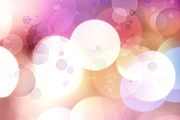 Illustration Photos - Abstract background by Les Cunliffe