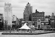 Rebuilt Prints - 165 Charles Street Pier 45 Hudson River Park new york city  Print by Joe Fox