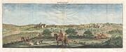 1698 De Bruijin View Of Bethlehem Palestine Israel Holy Land Geographicus Bethlehem Bruijn 1698 Print by MotionAge Art and Design
