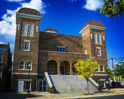 National Historic Landmark District Photos - 16th Street Baptist Church by Ken Johnson
