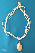 Bronze Jewelry - Aphrodite Urania Necklace by Augusta Stylianou