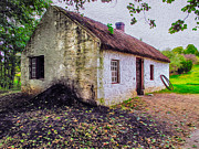 Smithy Photos - 1700s Ulster Forge by Omaste Witkowski