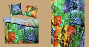 Summer Tapestries - Textiles - 18 by Gr Disegni