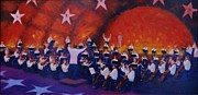 Boston Ma Paintings - 1812 Overture by Frank Quinn