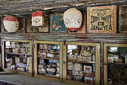 Pantry Photos - 1860s Chinese Mercantile Shop - Montana by Daniel Hagerman