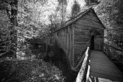 Kathy Clark - 1868 Cable Mill at Cades...