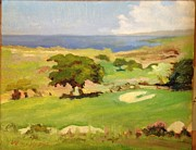 William Wingert - 18th Hole Hokulia