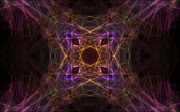 Translucence Digital Art - Art abstract by Alyssa Cavaleri