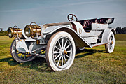 1910 Franklin Type H Touring Print by Marcia Colelli
