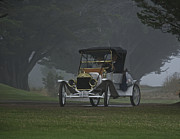 Ford Model T Car Framed Prints - 1911 Ford Model T I Framed Print by Dave Koontz