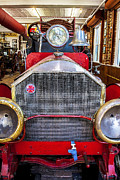 Crank Prints - 1914 LaFrance Fire Engine Print by Rich Franco