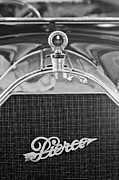 Pierce-arrow Photo Prints - 1915 Pierce-Arrow Model 48 7-Passenger Touring Hood Ornament Print by Jill Reger