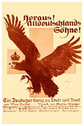 World War One Digital Art - 1916 - Lugwig Hohlwein German Musical Poster by John Madison
