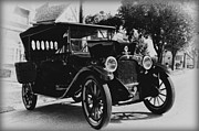 1920 Digital Art Metal Prints - 1920 Dodge Convertable Metal Print by Bill Cannon