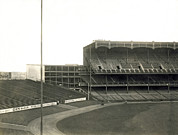 Yankee Stadium Photos - 1923 Yankee Stadium by Underwood Archives