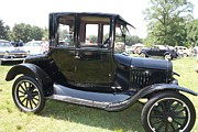 Ford Model T Car Prints - 1924 Model T Print by John Telfer