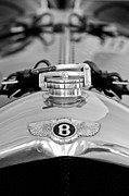 Radiator Cap Photos - 1925 Bentley Hood Ornament by Jill Reger