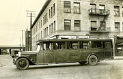 Daniel Hagerman - 1926 Dodge Intercity Bus