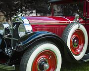 Jack R Perry - 1928 Hupmobile Century Model E4 4 Door Sedan