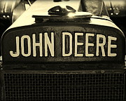 Christopher Fridley Posters - 1929 John Deere Poster by Christopher Fridley