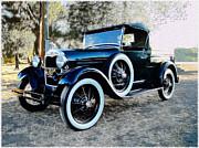 Glenn McCarthy - 1930 Ford Model A Truck