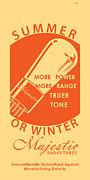 1930 Radio Tubes Ad Print by Igor Kislev