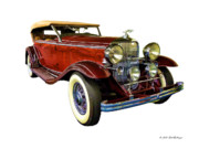 Bill - 1932 Lincoln Phaeton