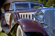 Jack R Perry - 1933 Chrysler Imperial - CL Phaeton