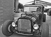 Ron Roberts Photography Prints - 1933 Dodge Rat Rod Print by Ron Roberts