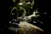1933 Pierce Arrow Hood Ornament Print by Nina Prommer