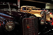 Transportation Art - 1934 Cadillac V16 Aero Coupe - 5D19877 by Wingsdomain Art and Photography