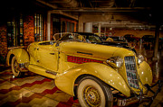 1935 Auburn 851 Speedster Supercharged Print by Gene Sherrill