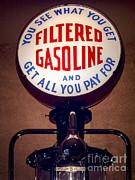 Spencer Grant - 1935 Bennett 150 Gas Pump