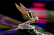 1935 Chevrolet Hood Ornament 2 Print by Jill Reger