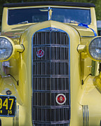 Jack R Perry - 1935 LaSalle Model 30-50 Convertible Coup