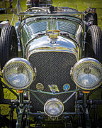 Jack R Perry - 1936 Bentley 4.5 Litre Lemans RC Series